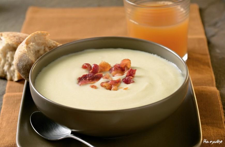 """Суп """"четыре сыра"""""""