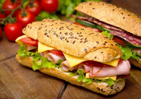 Мясные бутерброды