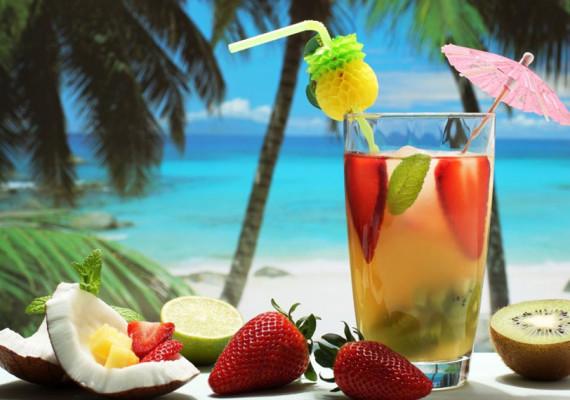 Прочие безалкогольные напитки