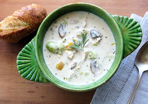 Сливочные супы