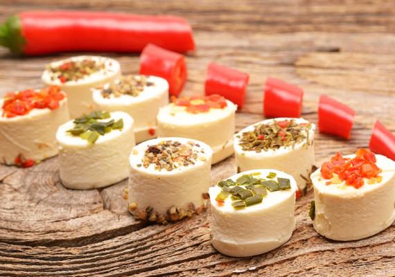 Из сыра и творога